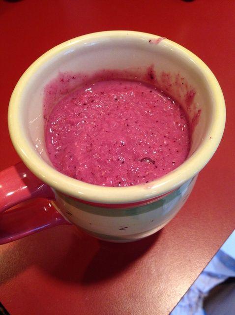 Cómo hacer la mejor receta Frozen Smoothie