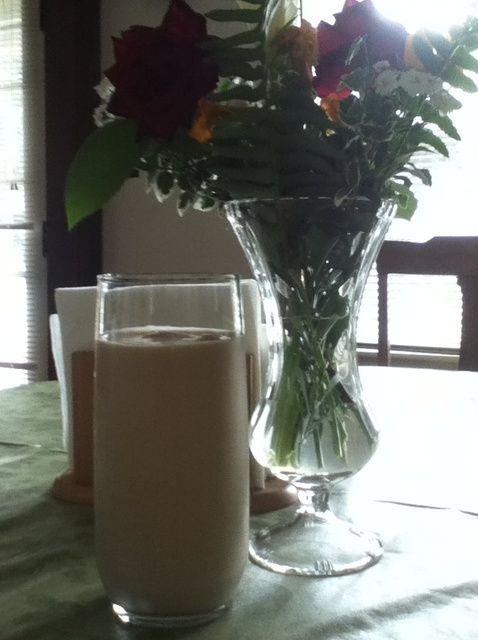 Cómo hacer la mejor mantequilla de maní Smoothie NUNCA Receta