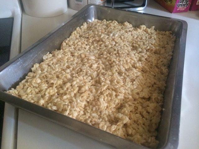 Cómo hacer el mejor Rice Krispy Treats Receta