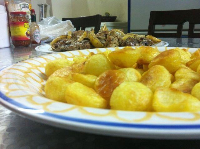 Cómo hacer las mejores patatas asadas siempre Receta