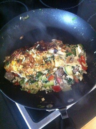 Cocine por 2 minutos y luego la vuelta!