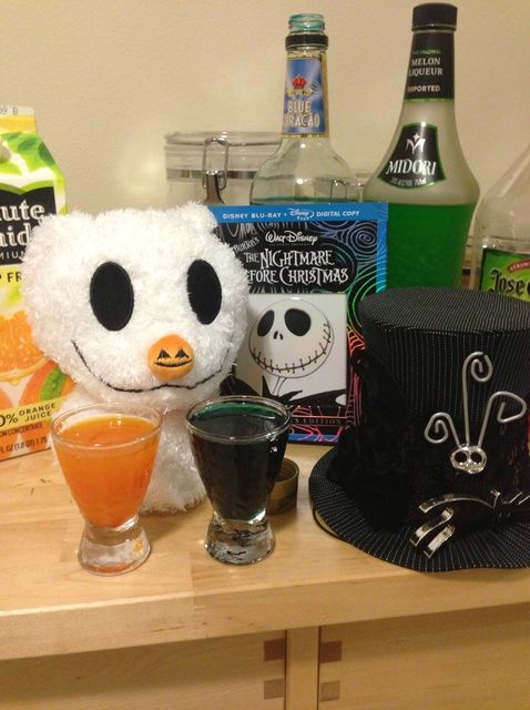 Cómo hacer la receta de la ciudad de Halloween Disparos