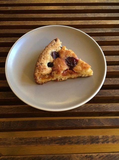 Cómo hacer la receta de New York Times Purple Plum Torte