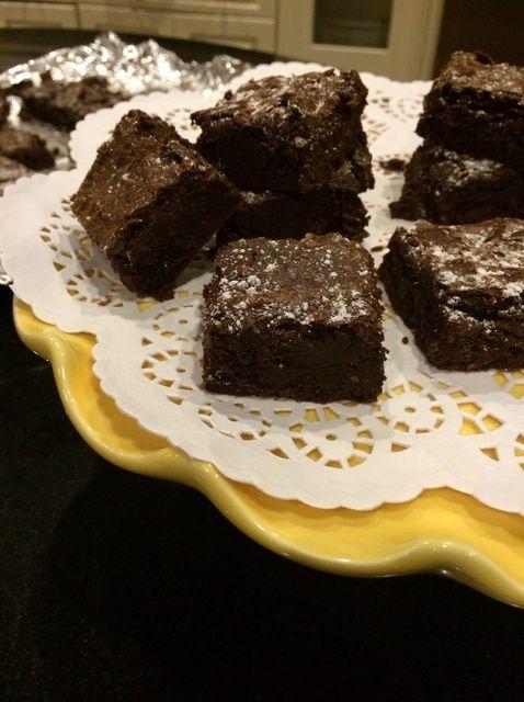 Cómo hacer el Perfect Brownie. Receta