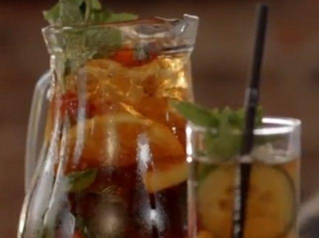 Cómo hacer el perfecto Classic Pimm's Cocktail Recipe
