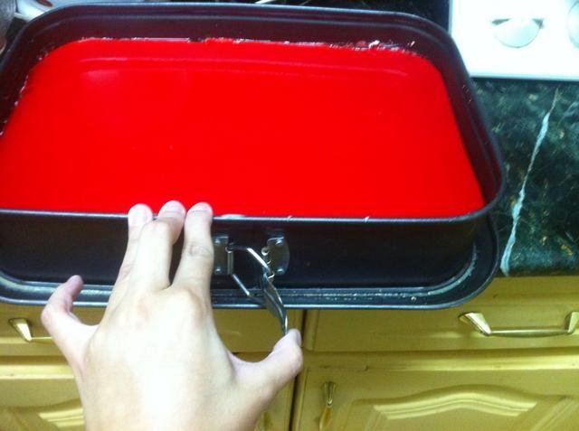 desbloquear el sello y si u observe cualquier parte Stickey utilizan el cuchillo