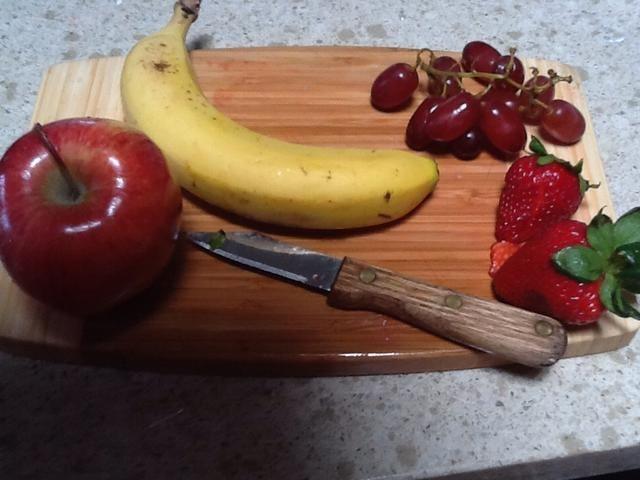 Aquí están sus frutos.