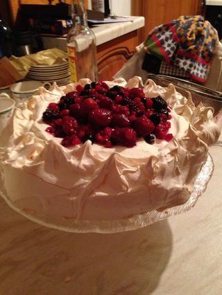 Parece perfecto en un soporte de la torta.