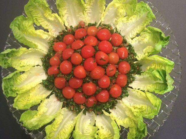 Cómo hacer la ensalada'Tabbouleh' From Lebanon Recipe