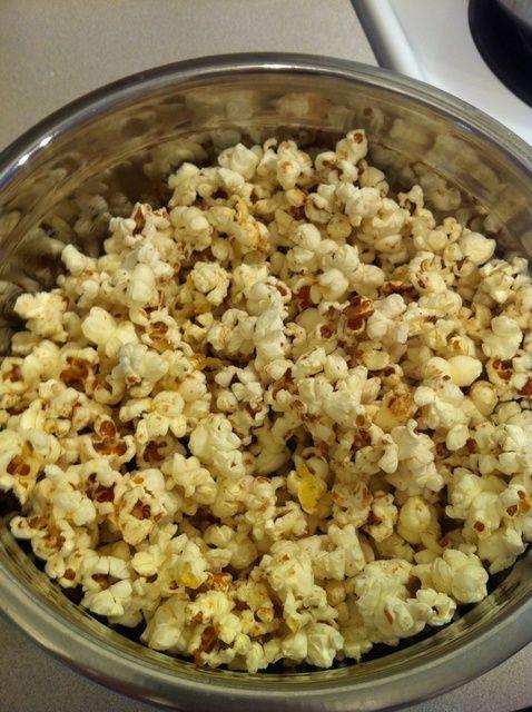 Cómo hacer el Mundial's Best Cinema Sweet Popcorn Recipe