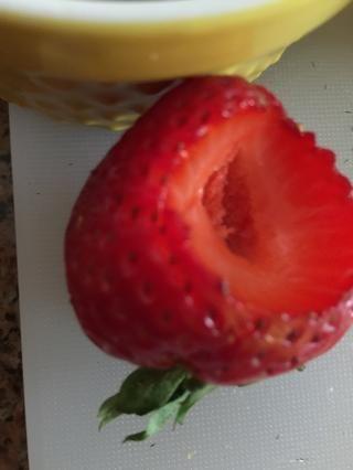 Cork el centro de la fresa