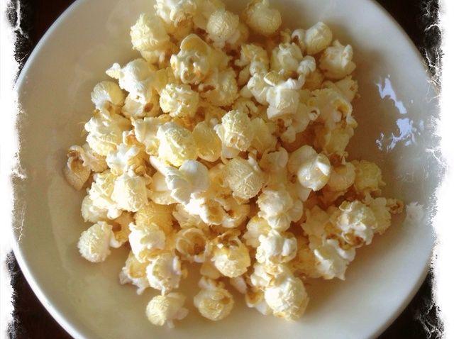 Cómo hacer de tres ingredientes sin grasa maíz de la caldera de la receta