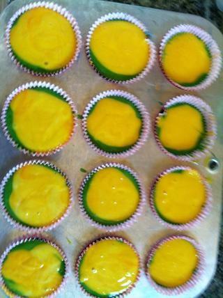 Color más claro (amarillo)