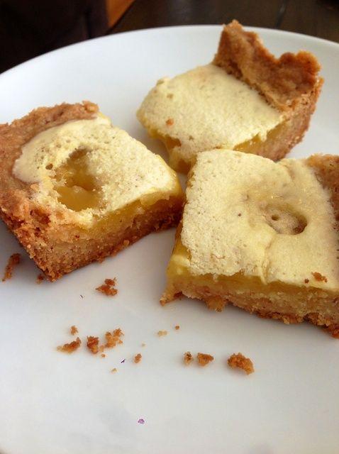Cómo hacer tostado de almendra limón Bares Receta
