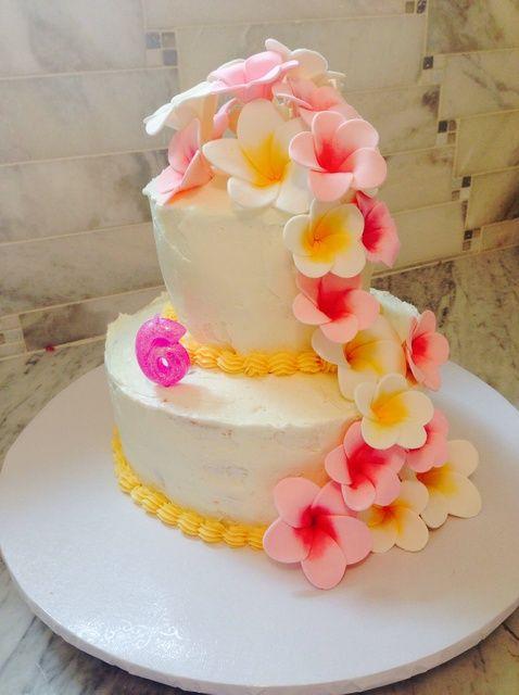 Cómo hacer Flor Tropical pasta de azúcar de la receta