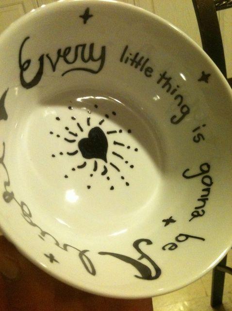 Cómo hacer Bowls Upcycled decorativos