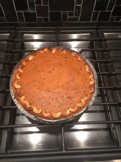 Cómo hacer vegano Sweet Potato Pie Receta