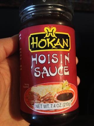 Añadir 3 cucharadas de salsa hoisin en su mixturw
