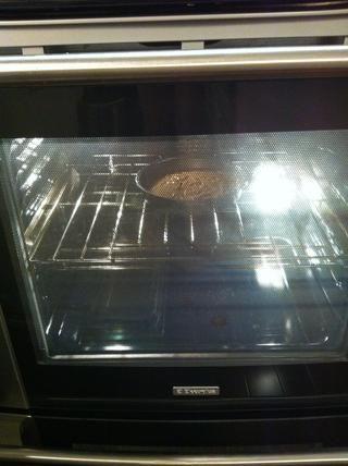 Pop en el horno y hornee durante 20 minutos o cuando al insertar un palillo salga limpio!