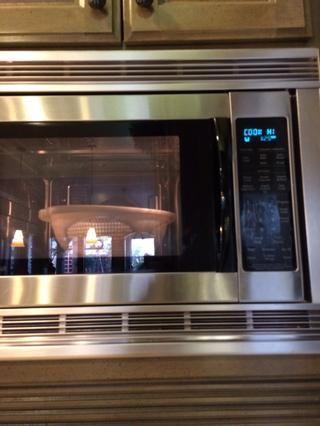 Beansprouts Cocine en el microondas por 1:30.