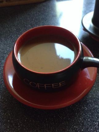 Revuelva y disfrutar de su café prensado en vietnamita!