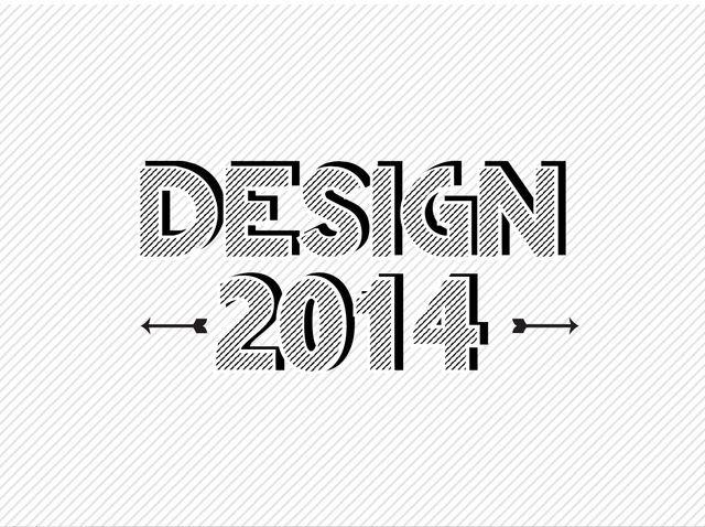 Cómo Hacer texto Vintage en capas de rayas | Diseño gráfico