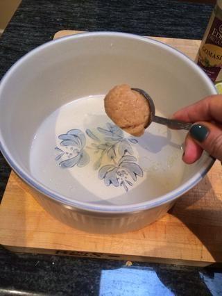 Añadir 1 cucharada de miso.