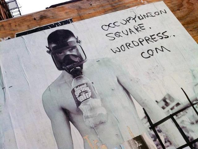 Salir y publicar algunos street art dulce con su pasta de trigo fresco!