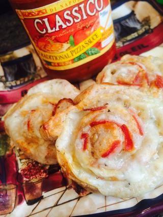 Usted puede servir calientes, con una guarnición de salsa de la pizza. O el paquete de ellos para el próximo almuerzo escolar día.