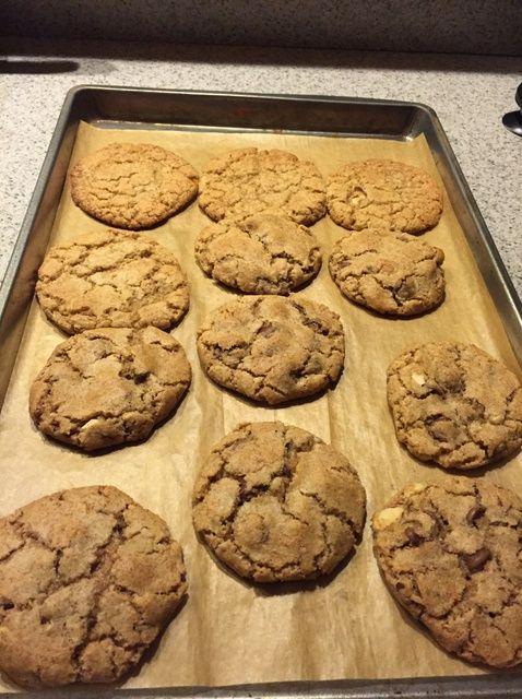 Cómo hacer de trigo entero chocolate Chip Cookies Receta