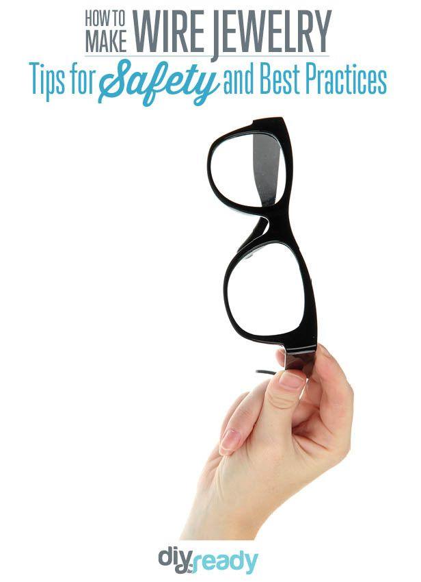Fotografía - Cómo hacer joyería de alambre | Alambre de embalaje de seguridad