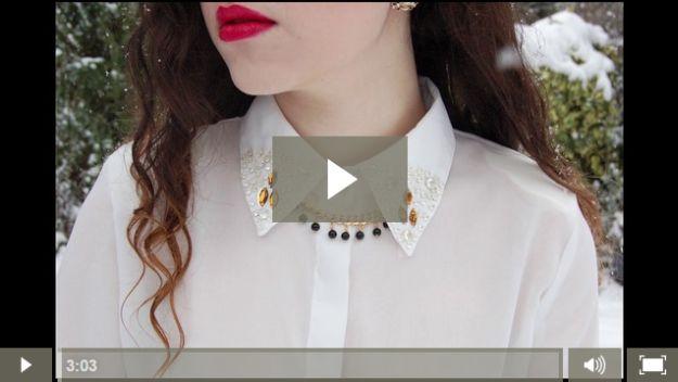 Alambre personalizada envuelto Ideas de joyas | La mejor manera de usar su joyería para diferentes escotes por DiyReady http://artesaniasdebricolaje.ru/how-to-make-wire-jewelry-wire-wrapping-tutorials