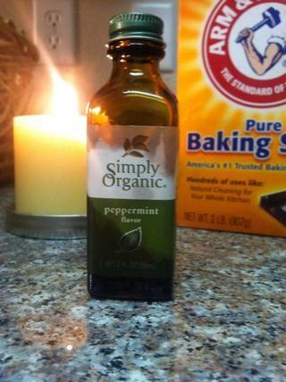 Elijo añadir menta. Se podría añadir cualquier sabor que te guste. Os animo a comprar productos orgánicos.