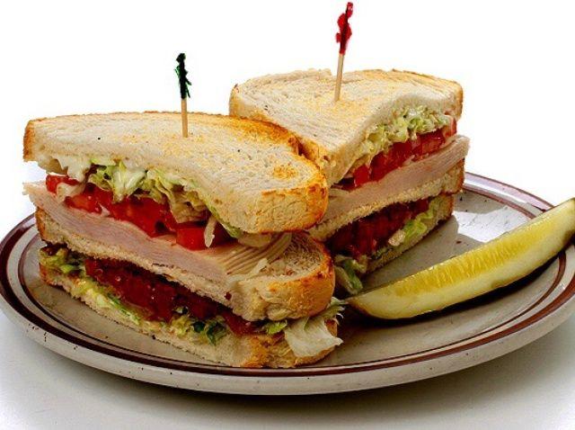 Cómo hacer tu sándwich favorito. Receta