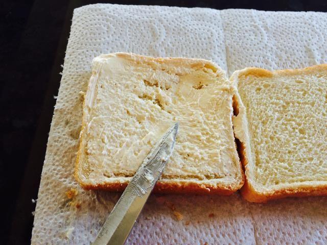 Corre la voz de que usted tiene en el sándwich