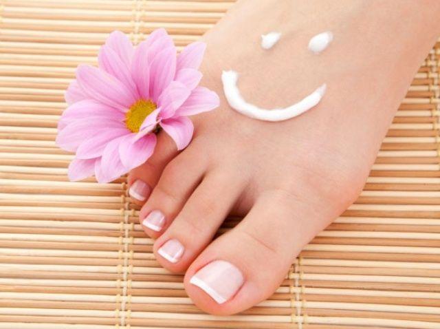 Fotografía - Cómo hacer que tus pies suave