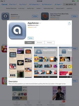 Sí, este es un consejo App. Noticias de las últimas y mejores aplicaciones.
