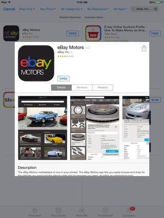 Y mientras usted está en él, comprar un ... (redoble de tambores) NUEVO COCHE !! (Ebay Motors por Ebay)