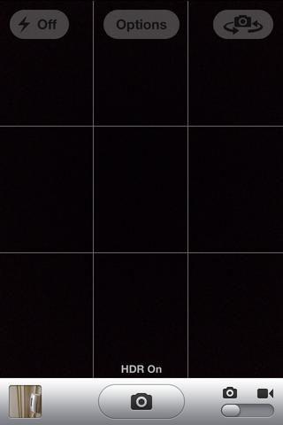 El uso de un flash para ayudar a sus fotos es una buena forma de luz de fondo una foto. En la parte superior izquierda de la pantalla de su aplicación de la cámara iPhone son sus ajustes de flash su normalmente se establece en automático, haga clic en él para abrir sus opciones.