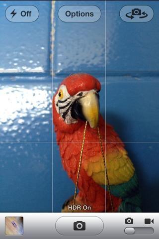 Esta es la parte en la que yo te voy a presentar a la Red. Una línea guía 3x3 para sus fotos. Tomar fotos en las que el sujeto se encuentra en el centro de la rejilla es conocido como un retrato.