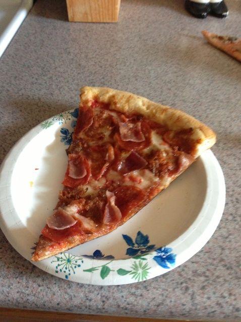 Cómo hacer que su sobrante pizza Sabor Fresco De nuevo Receta