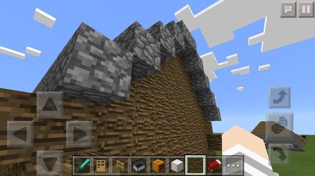 Si un techo bloque, usted podría hacerlo una cuadra colgando -D