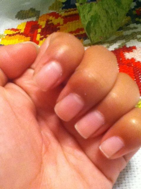 Cómo hacer que sus uñas Blanca