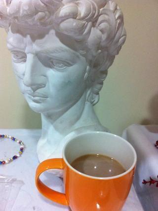 La primera cosa que usted necesita es una taza de café ...! ❤️☕️❤️