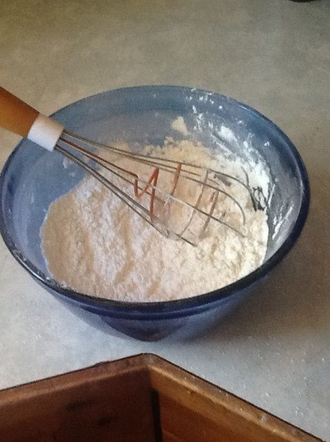 Cómo hacer tu propio torta / pastel de harina en casa Receta
