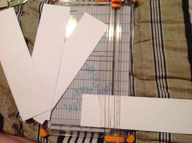Un pedazo de papel hace 16 bloques de 3x3.