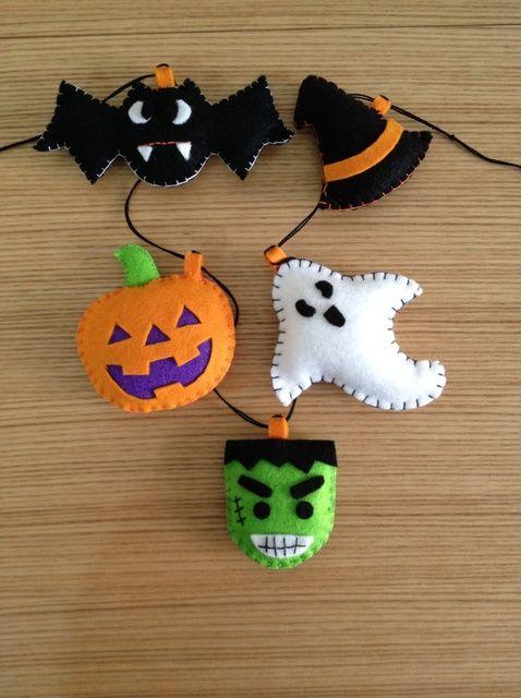 Cómo hacer sus propias decoraciones de Halloween ??????