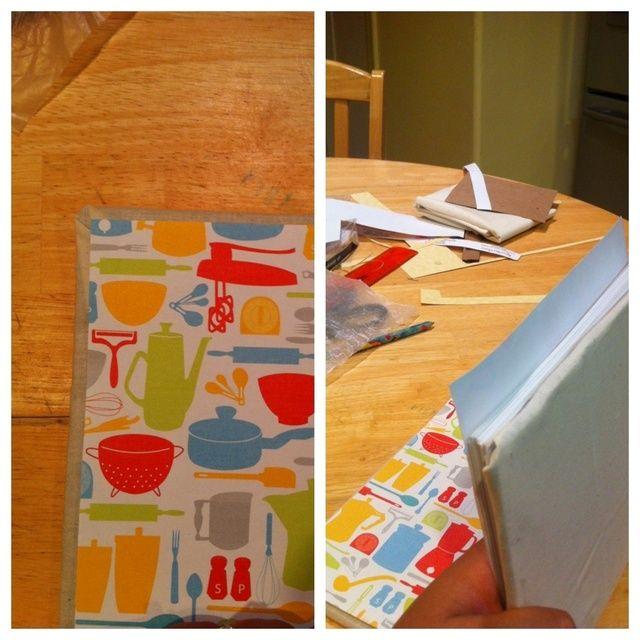 Medir y cortar el papel adicional