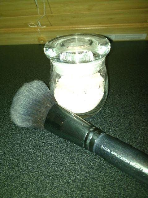 Fotografía - Cómo hacer tu propio Mineral Veil maquillaje