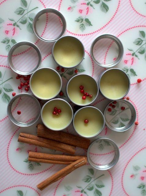 Fotografía - Cómo hacer tu propio té aromatizado Lip Balm (vegano)